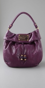 Marc by Marc Jacobs New Q Lil Riz Hobo
