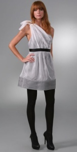 Thread Social Asymmetrical Dress
